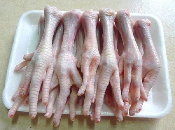 cách ướp chân gà nướng sa tế