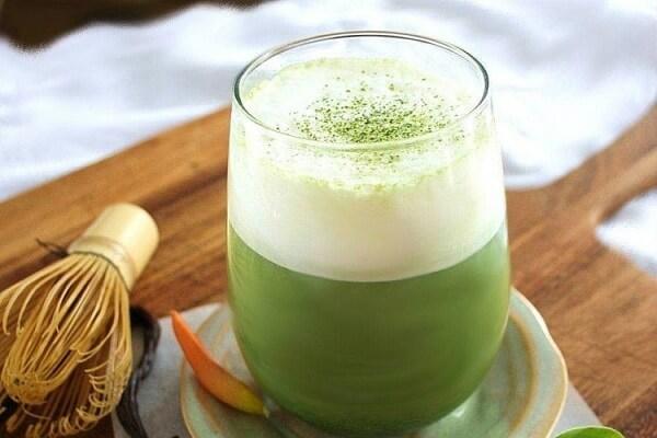 Cách pha trà sữa thái với bột béo