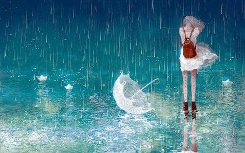 Top 9 bài văn tả cơn mưa