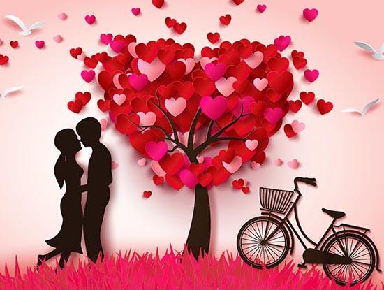 Thơ tình viết tặng người yêu