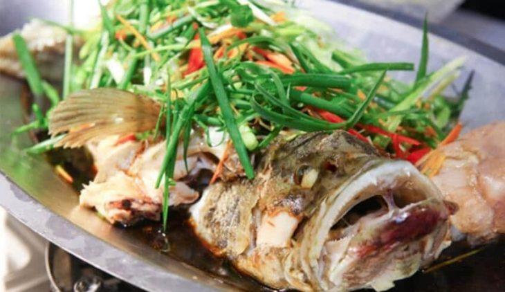 Cách làm món cá mú hấp