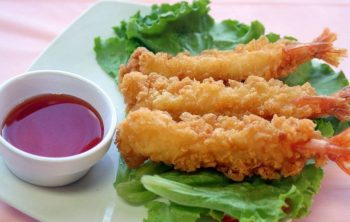 Cách làm món tempura