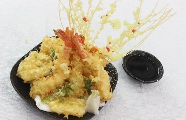 Làm món tempura cần chú ý điều gì?