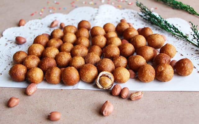 Những lưu ý để có món đậu phộng da cá ngon