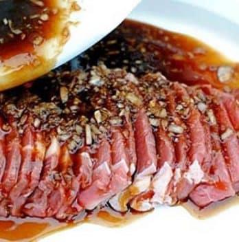 Các bước ướp thịt bò để nướng