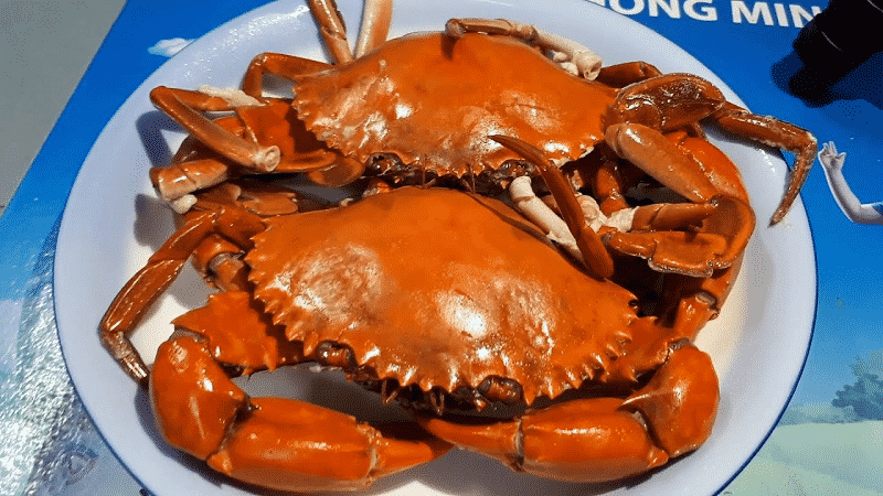 Thịt cua biển có nhiều tác dụng tốt đối với sức khỏe