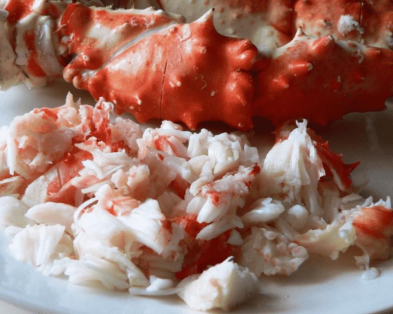 Thịt cua biển rất ngon và bổ dưỡng