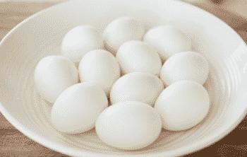 Luộc trứng gà bao lâu thì chín?