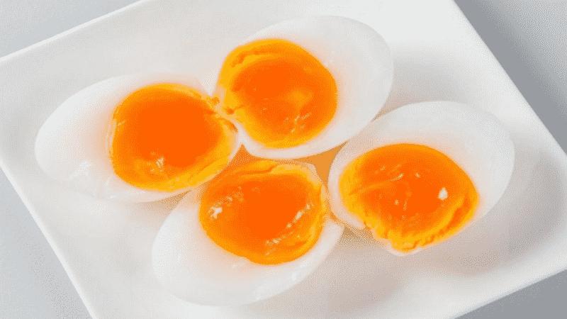 Những lợi ích mà trứng lòng đào mang lại