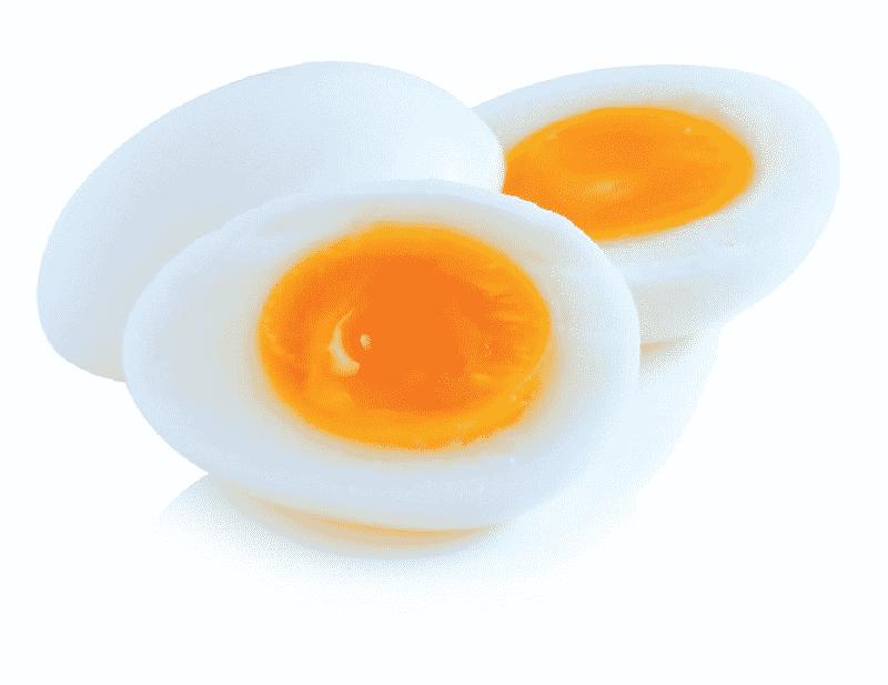 Bí quyết luộc trứng lòng đào cực ngon, chuẩn vị