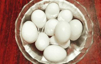 Trứng luộc để được bao lâu?