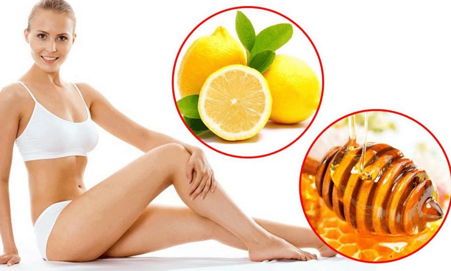 Bí quyết giảm mỡ bụng thần tốc cùng mật ong chanh