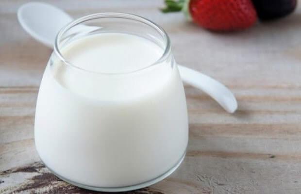 Sữa chua một trong những công thức làm trắng da hiệu quả