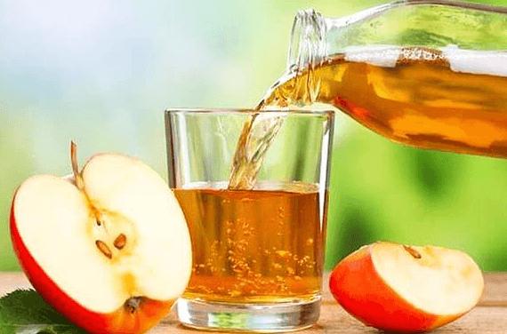 Công thức trị mụn lưng bằng dấm táo cực kỳ hiệu quả, chất lượng