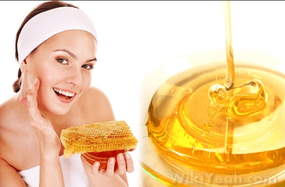 Cách trị mụn thâm an toàn là dùng mật ong