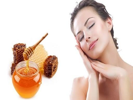 Mật ong nguyên chất là nguyên liệu làm đẹp da hiệu quả