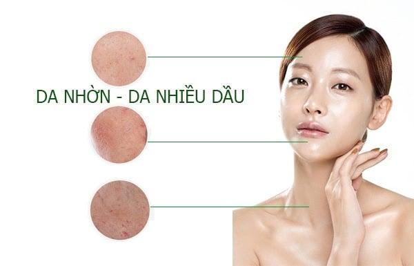 Nên hạn chế sử dụng vitamin E cho da mặt nhờn
