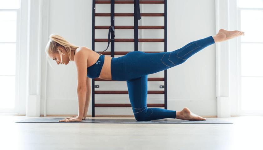 Tập luyện thể dục giúp bạn dáng đẹp da hết mụn