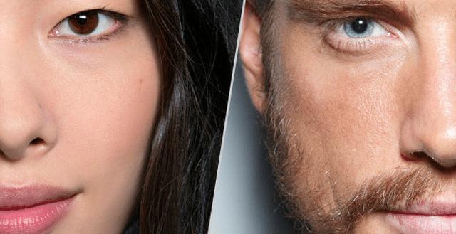 Cách almf trắng đa cho nam khác nhiều so với nữ