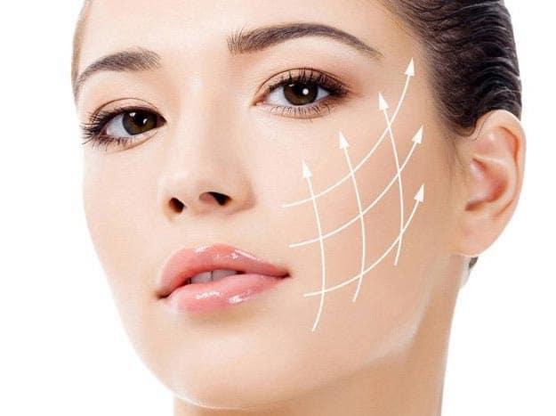 Căng da mặt bằng chỉ giúp trẻ hóa da nhanh chóng