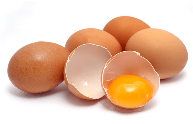 Làm mặt nạ trắng da siêu đơn giản từ trứng gà