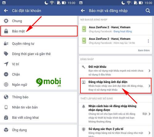 cach-dang-nhap-facebook-bang-hinh-anh-dai-dien-tren-androi-2
