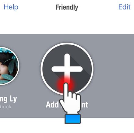 Cách đăng nhập nhiều tài khoản Facebook trên một thiết bị