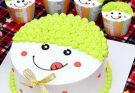 Những chiếc bánh sinh nhật đẹp và độc đáo