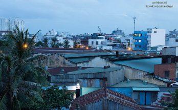Du lịch Sài Gòn ngắm lúc phố đã lên đèn