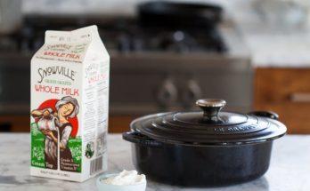 Cách làm sữa chua bằng sữa đặc ông thọ và sữa tươi