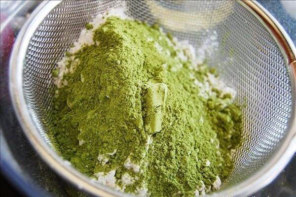 Cách làm bánh quy trà xanh đượm vị, giữ được mùi thơm tự nhiên