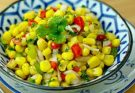 Cách làm salad ngô cay ngon giòn tại nhà