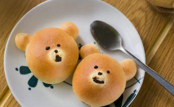 Cách làm bánh gấu nhân sữa ngon