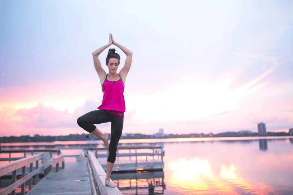 Cần duy trì thói quen tập luyện Yoga tại nhà đều đặn