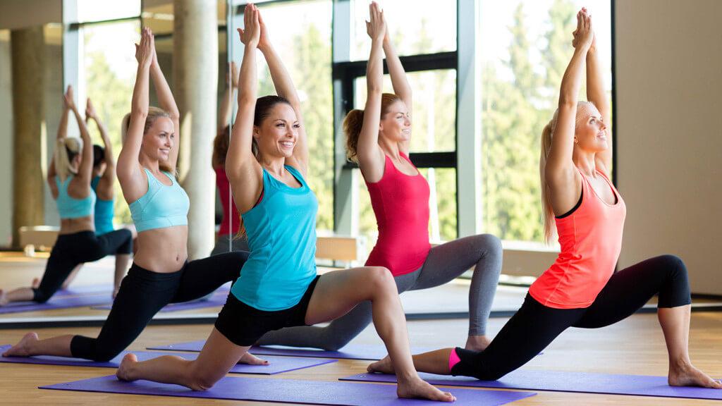Tập luyện các bài cho người mới bắt đầu tập Yoga