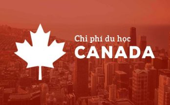 Chi phí du học Canada 2020