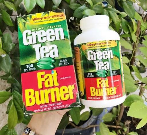 Thuốc giảm cân Green Tea