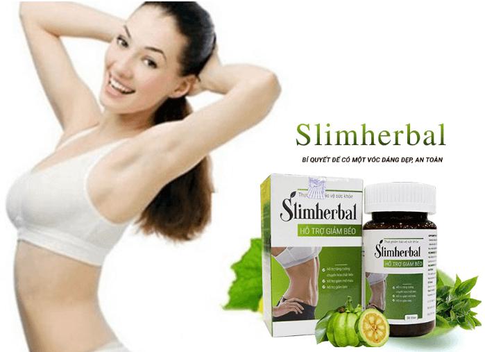 Thuốc giảm cân Slim Herbal