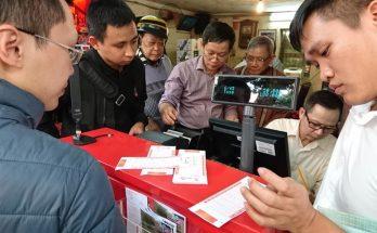 Vietlott xổ số miền Bắc ra mắt tại Hà Nội