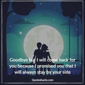 Farewell quotes for someone you love