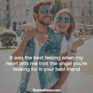 Yêu cô bạn thân