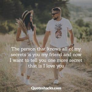 Nhận biết khi người bạn thân của bạn yêu bạn