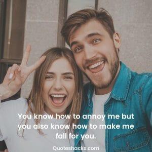 Cute boyfriend quotes