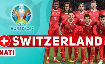 đội tuyển Thuỵ Sĩ